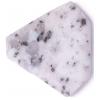 30x35mm Gray Agate Triangle Semi-Precious